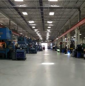 Shop Floor | GFM Manufacturing